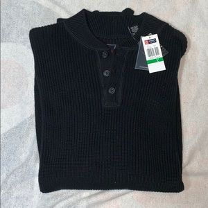 NWT - Chaps V-Neck Sweater